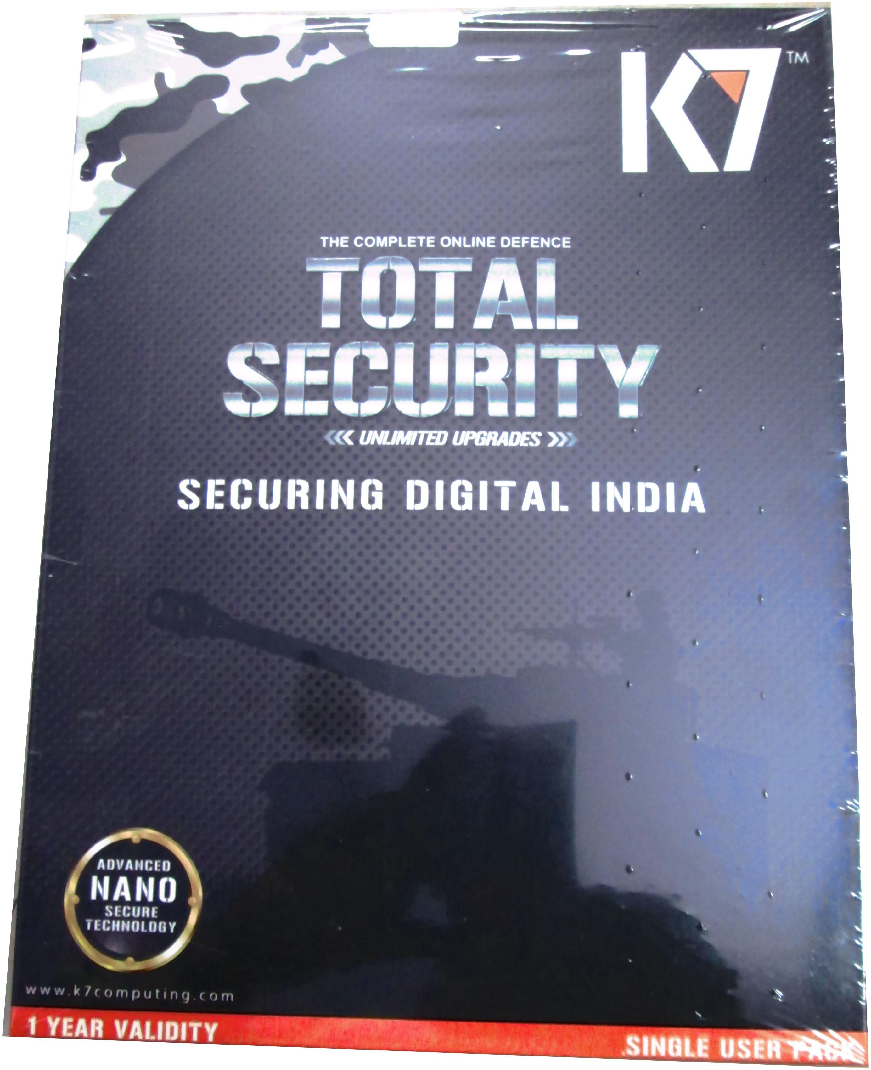 k7 ultimate security gold key