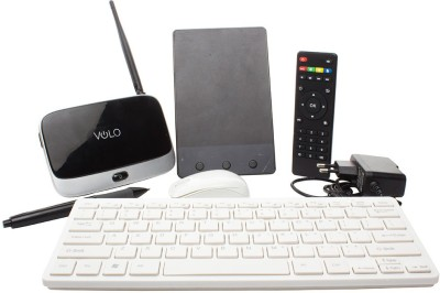 Volo Android Smart PC & Gaming Media Streaming Device