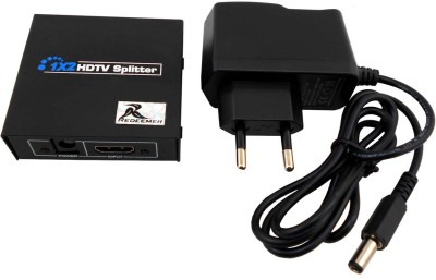 Redeemer 2 Port Hdmi Splitter Media Streaming Device