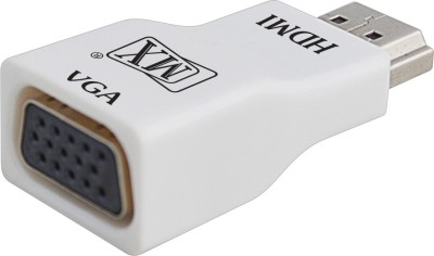 MX HDMI MALE TO VGA FEMALE CONVERTOR Media Streaming Device