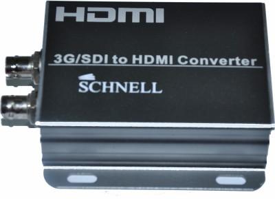 Schnell 3g/sdi To Hdmi Converter Media Streaming Device