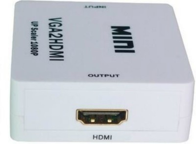 Smart Power HDMI to VGA Mini Media Streaming Device