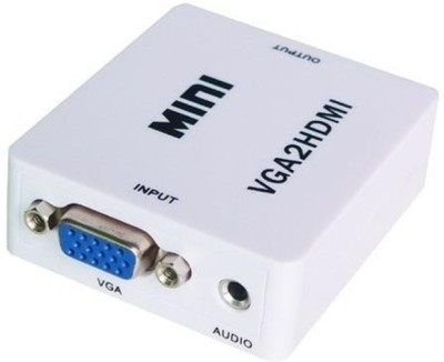 Microware MINI-VGA2HDMI Media Streaming Device