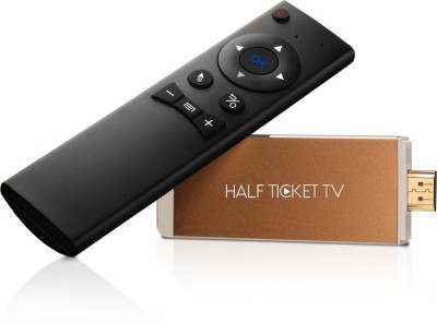 HALFTICKET TV Streaming Stick Media Streaming Device