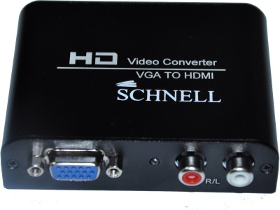 Schnell Vga To Hdmi Converter Media Streaming Device
