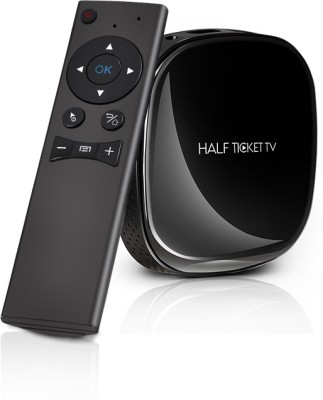HALFTICKET TV Streaming Box Media Streaming Device