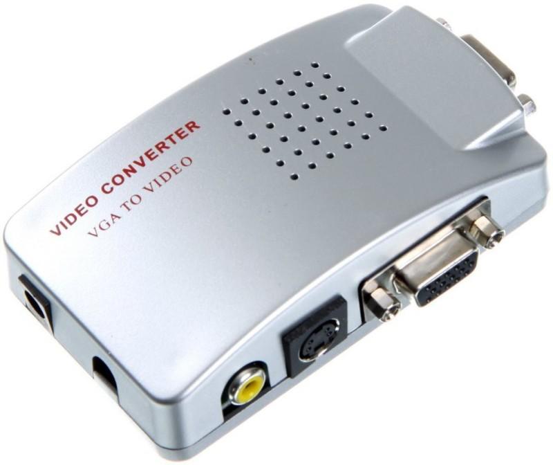 Microware MCSVGATOAV TV Tuner Card(Silver)