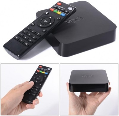 Microware OTT TV Box for Android Media Streaming Device