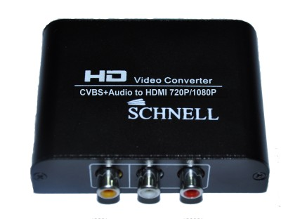 Schnell SCHAV-HDMI Media Streaming Device