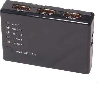 Speed HDMISW51REM Media Streaming Device