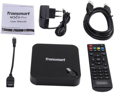 Tronsmart MXIII Plus 2G/16G Android TV Media Streaming Device
