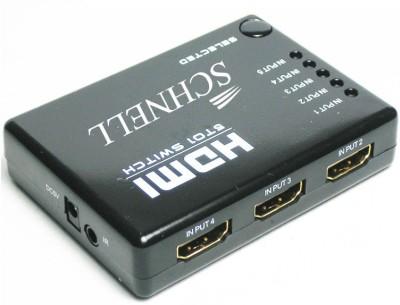 Schnell SCH501SW Media Streaming Device