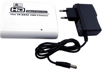 Redeemer VGA TO HDMI INTERFACE CONVERSION ADAPTOR Media Streaming Device