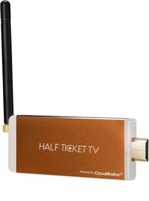 CloudWalker HALFTICKET TV Smart Stick - HDMI Media Player Selector Box