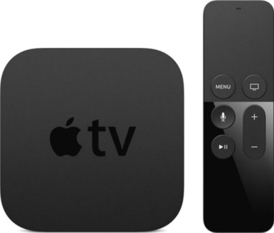 Apple TV 4th Generation Streaming Media ...