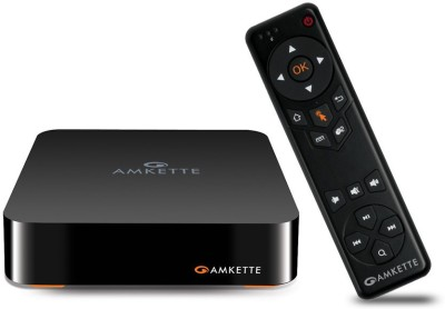 Amkette EvoTV 2 Smart Android Media Streaming Device