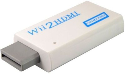 Smartpower Wii To Hdmi Fullhd Converter Media Streaming Device