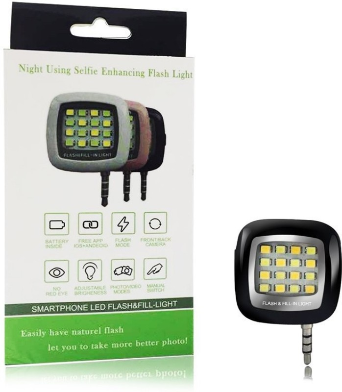 FashionZone Flash101 Flash(Black)