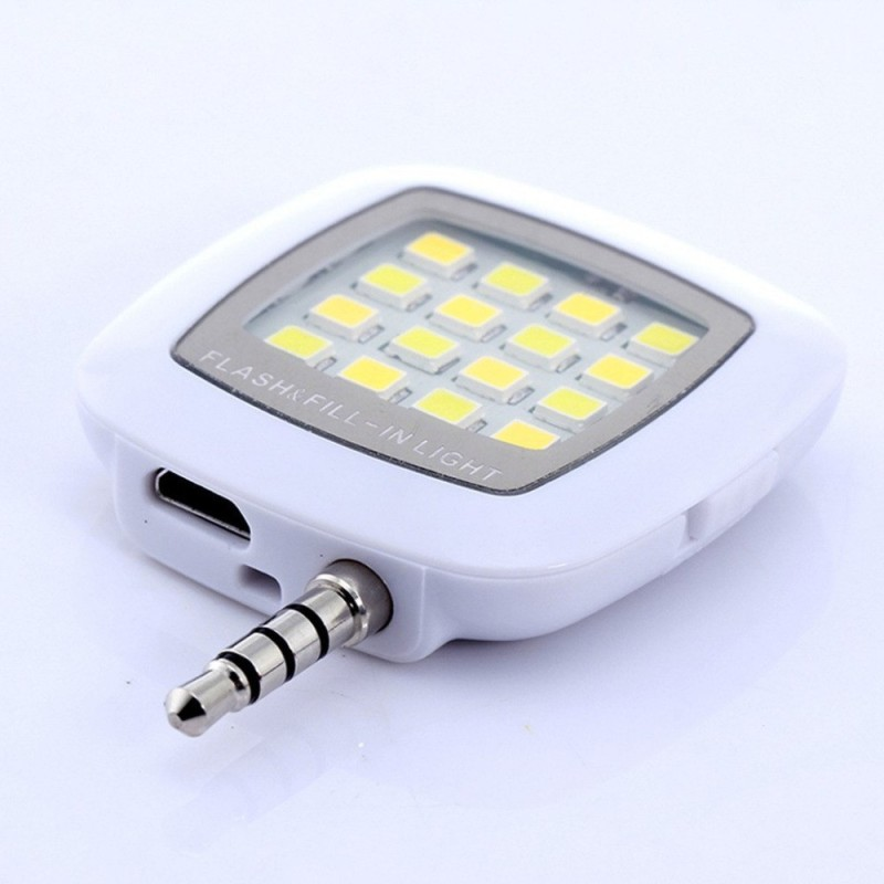 Himtek 16 Led Light Flash(White)