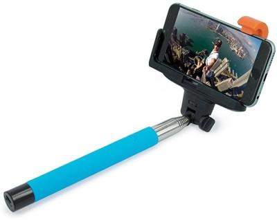 Spider Designs SD-10 Selfie Stick(Blue)