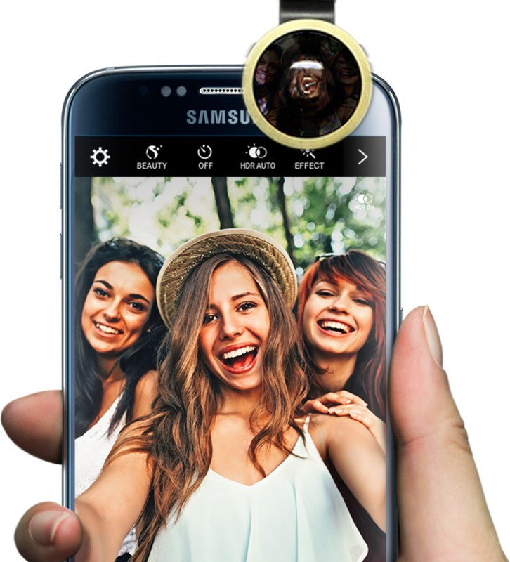 HitPlay SEL-CAM Selfie Stick(Black)