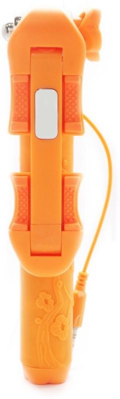 Portronics Pen Stick POR 557 Selfie Stick(Orange)