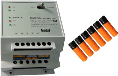 Walnut Innovations Water Level Controller For Submersible Pump Sets Wired Sensor Security System