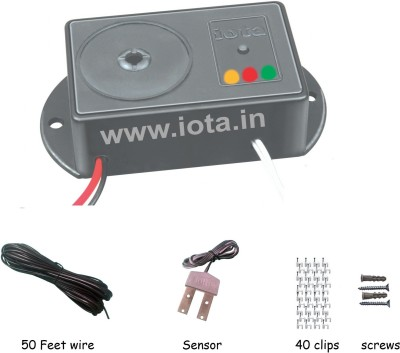 Iota H-2 complete Kit Wired Sensor Security System