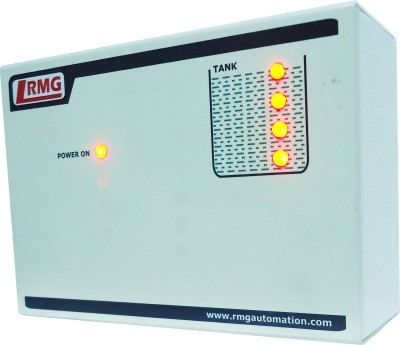 RMG Water Level Indicator With High And Low Level Alarm - Metallic Enclosure Wired Sensor Security System