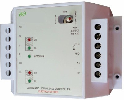 Walnut Innovations Water Level Controller For Three Ph. Pump sets �� Wired Sensor Security System