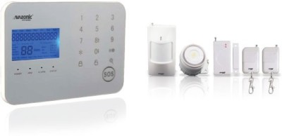 AVAZONIC AVZS-430114-299 Wireless Sensor Security System