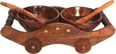 Hanwood Bowl Spoon Serving Set