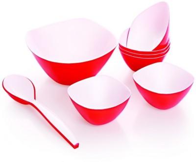 Cello Bowl Spoon Serving Set