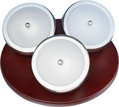 vee pee Bowl Spoon Tray Serving Set
