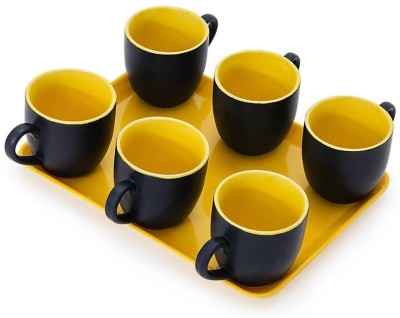 TEJVIJ AND SONS Hot Selling Cup Tray Serving Set