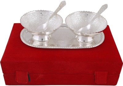 hand-e-Crafts Bowl Tray Serving Set