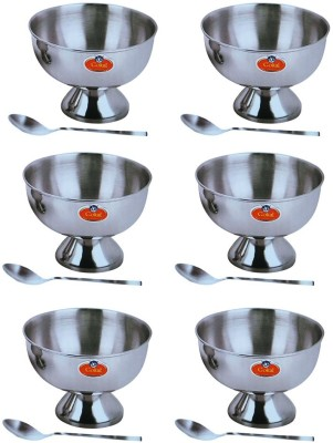 Gokul Bowl Spoon Serving Set