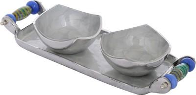 Rajrang Bowl Tray Serving Set