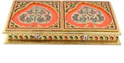 GS Museum Wooden Decorative Platter