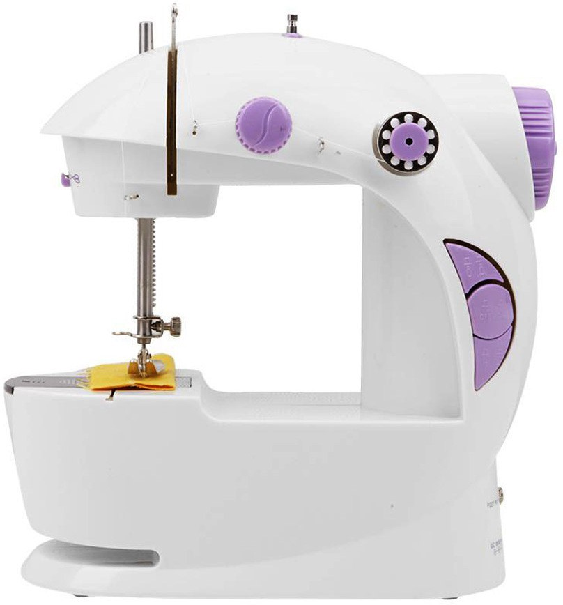 Inovera 4 in 1 Mini portable Electric Sewing Machine( Built-in Stitches 45)
