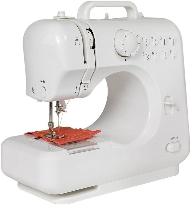 Selvel Multi-Purpose With Built-In Stitches - S-505 Electric Sewing Machine( Built-in Stitches 12)
