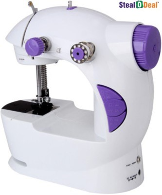 Stealodeal-Ultra-Portable-&-Compact-4-in-1-Electric-Sewing-Machine
