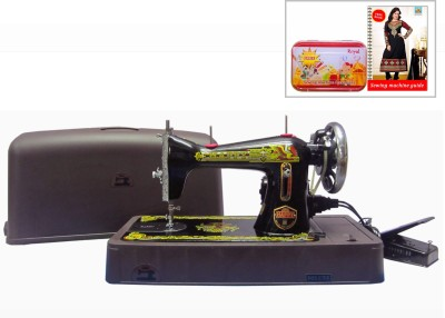Happy Electric Sewing Machine And Royal Accessories