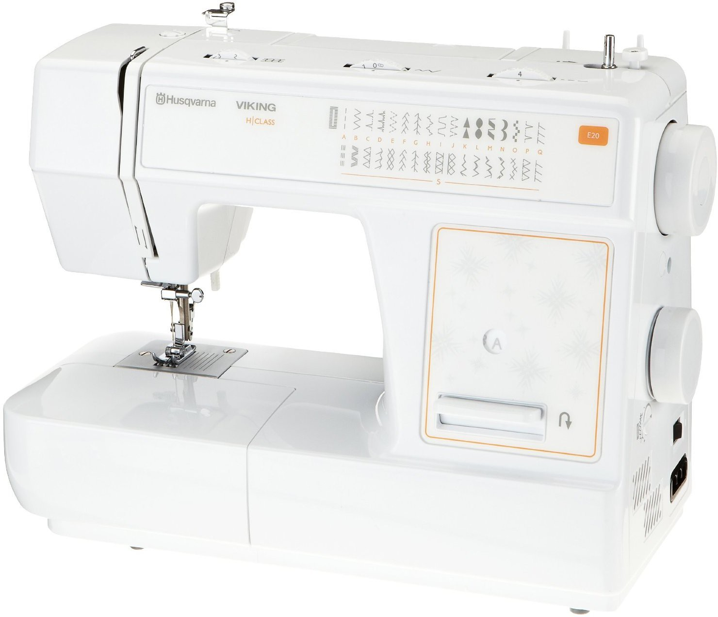 Husqvarna Viking H Class E20 Electric Sewing Machine( Built-in Stitches 32)