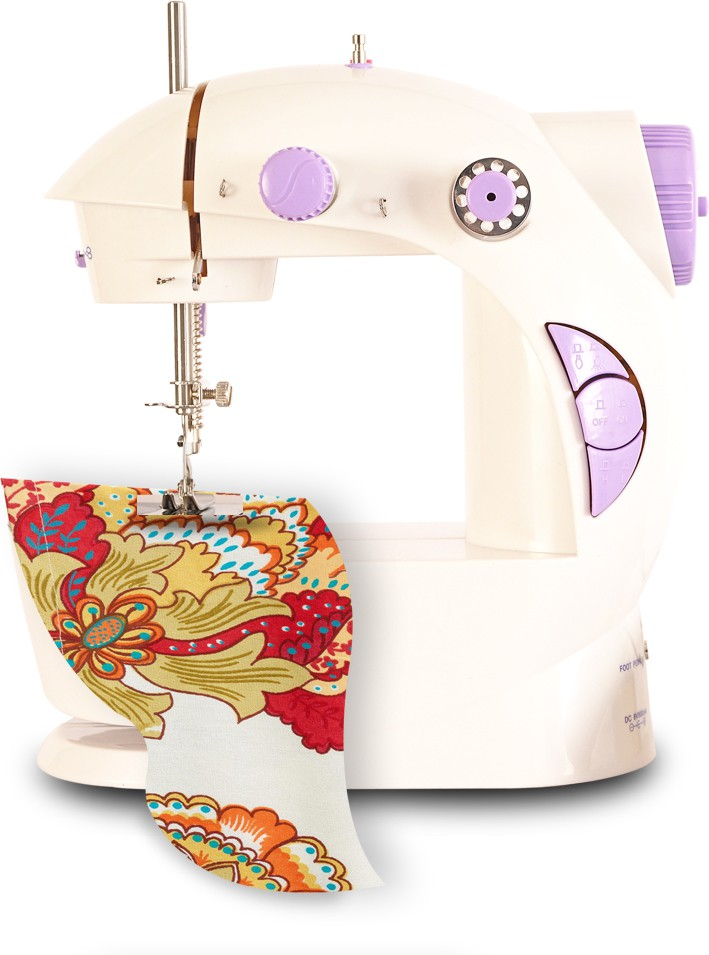 Anand Bazar Mini 123 Electric Sewing Machine( Built-in Stitches 30)