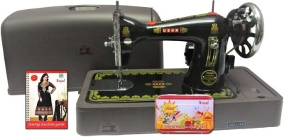 Usha Bandhan With cover base Electric Sewing Machine( Built-in Stitches 1)