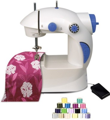Home Pro HP-01 Mini Electric Sewing Machine( Built-in Stitches 30)