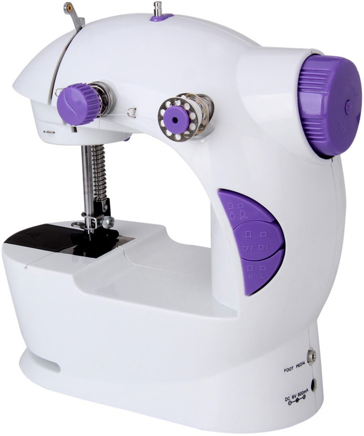 Gold Dust ABC YUTA Portable Lifestyle Mini Electric Sewing Machine( Built-in Stitches 30)