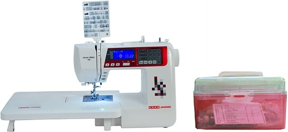 Usha Dream Maker 120 (Kit) Electric Sewing Machine( Built-in Stitches 120)