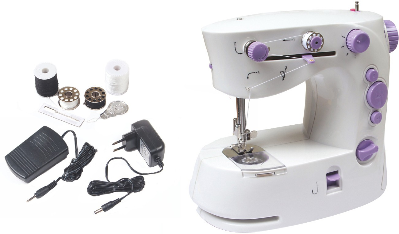 Sewing Art SM339 Electric Sewing Machine( Built-in Stitches 4)